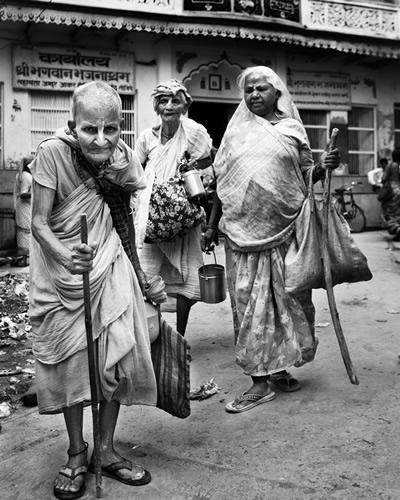 Las viudas de Vindravan